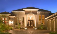 Exterior - gorgeous | John Cannon Homes