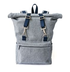 The Desmond Roll Top Backpack Pattern (TaylorTailor)