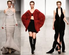 London Fashion Trends: Glamorous Knitwear for Fall/Winter