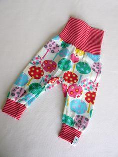 Pumphosen - ✪ bäumchen wechsel dich ✪ tolle Hose in Gr. 56 - ein Designerstück von traumgenaeht bei DaWanda