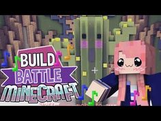 Kawaii Cactus & A Poodle! | Build Battle | Minecraft Building Minigame - YouTube Minecraft Multiplayer, Cat Crying, Minecraft Mods, Mini Games, Poodle, Youtubers, Battle, Cactus, Indie