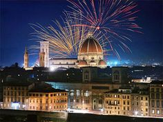 Florence New Years Eve 2014 Fireworks Live Stream Webcams, Events, Parties, Hotels