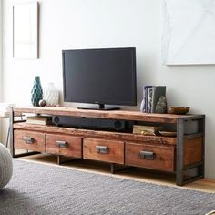 10+Rustic+TV+Console+Ideas+That+You+Can+Even+Try+To+Make+-+Page+2+of+2