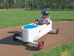 April 2014 pattern sheet: Billy cart