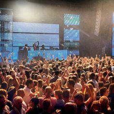 amsterdam dance event paradiso