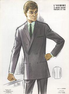 1960 men fashion - Szukaj w Google