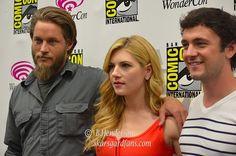 Travis, Katheryn and George