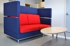 Modern office furniture by Isku interiors