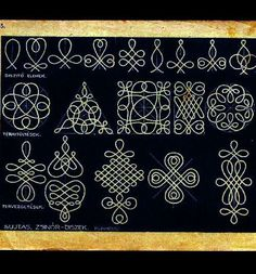 A MAGYARSÁG A MAG NÉPE: A magyar népművészet, népviselet és a szakrális geometria - sújtás, zsinór díszek, végtelen csomó - Hungarian folk art, embrodiery, traditional