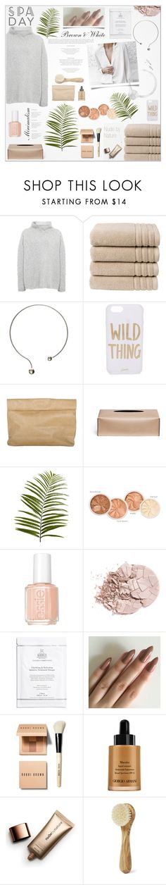 """""""♠ Hello SPA!"""" by paty ❤ liked on Polyvore featuring beauty, Annette Görtz, Christy, Sonix, Marie Turnor, Pinetti, Pier 1 Imports, Essie, Kiehl's and Bobbi Brown Cosmetics"""