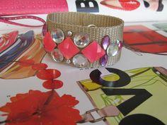 BRIGHT is the word for this OGGI bijoux bracelet