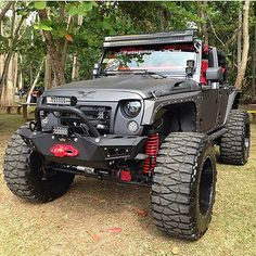 Custom Jeep Wrangler Equip With @VPR4x4 Bumpers | www.vpr4x4.com | #Viper4x4 #VPR4x4 #VPR4WD | Flickr - Photo Sharing!