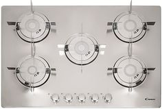 Candy offers the innovative Elite hob, a perfect synthesis of advanced technology and fine materials The new gas hob features an ultra thin brushed stainless Read Stainless Steel Pans, Brushed Stainless Steel, Kitchen Room Design, Modern Kitchen Design, Pitt Cooking, Kitchen Gadgets, Kitchen Appliances, Cooking Utensils, Kitchens