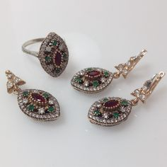 Classic Turkish Jewelry Rings