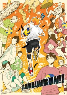 Find images and videos about haikyuu, karasuno and hinata shouyou on We Heart It - the app to get lost in what you love. Hinata, Manga Anime, Anime Art, Vintage Anime, Poster Anime, Japanese Poster Design, Japon Illustration, Volleyball Anime, Haikyuu Wallpaper
