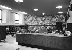 Central Children's Library 1956