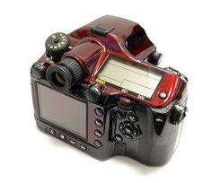 漆塗りカメラ