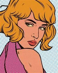 Pop Art Comic Book from Photo starting at $109.90