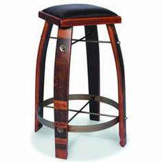 wine barrel furniture | Wine Country Furniture Made from Recycled Wine Barrels.