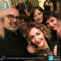 Live from Riccione, con il mitico Giovanni Ciacci.. #formazione #show #degradejoelle #giovanniciacci #cambiolook #claudiomengoni #dettofatto