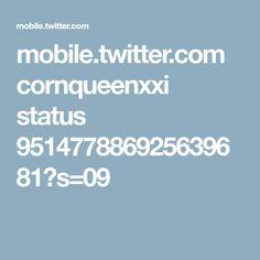 mobile.twitter.com cornqueenxxi status 951477886925639681?s=09