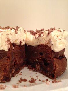 Toblerone sjokoladekake