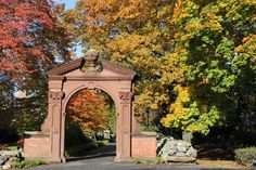 Arch at Ramapo College in Mahwah, NJ