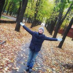 Когда любишь осень 🍂 💛 #ру#еголюблю#яматьего#ююю#осень#краснодарчик#2016