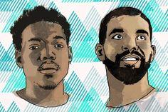 Ask The Internet   Drake or Chance, who ya got?