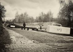 No.3 Lock, Walsall Canal