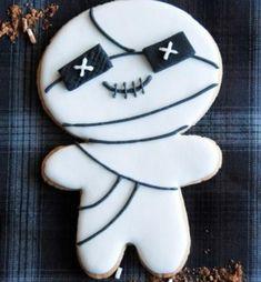 Best Halloween Cookies on Pinterest