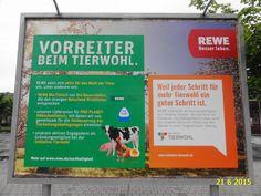 593. - Plakat in Stockach. / 21.06.2015./