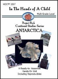 Antarctica Lapbook - Hands of a Child | Science | CurrClick