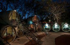 Tubo Hotel by T3arc Architectore