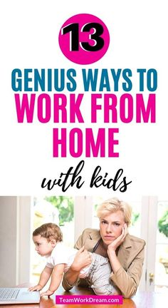 Work From Home Business, Online Work From Home, Work From Home Tips, Stay At Home Mom, Business Ideas, Craft Business, Advice For New Moms, Mom Advice, Busy At Work