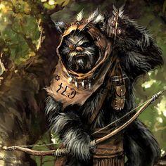 Ewok archer