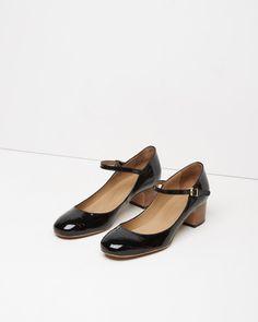 A.P.C. | Chaussures Victoria | Shop at La Garçonne
