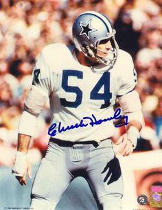 Chuck Howley #54: 6× Pro Bowl selection (1965, 1966, 1967, 1968, 1969, 1971) 5× Associated Press First-team All-Pro selection (1966, 1967, 1968, 1969, 1970) Super Bowl V MVP Super Bowl champion (VI) Dallas Cowboys Ring of Honor 20/20 Club