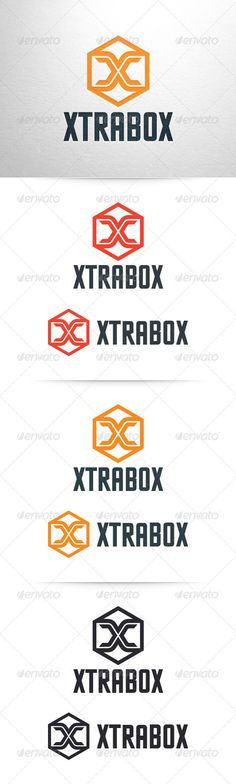 Letter X - Logo Design Template Vector #logotype Download it here - fresh invitation template vector