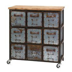 Trent Austin Design® Berenson 9 Drawer Cabinet