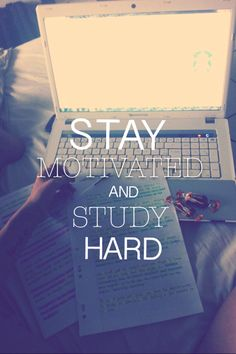 motivation school student study future hard teach Study Hard motivated fax skola ucenje fakultet leard universiti More