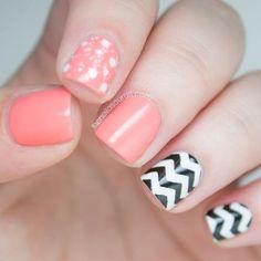 Diseños de uñas por Sammy Tremlin | http://fotos.soymoda.net/disenos-de-unas-por-sammy-tremlin/