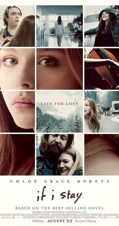 Directed by R.J. Cutler.  With Chloë Grace Moretz, Mireille Enos, Jamie Blackley, Joshua Leonard. Life changes in an instant for young Mia Hall after a car accident puts her in a coma. During an out-of-body experience, she must decide whether to wake up and live a life far different than she had imagined. The choice is hers if she can go on.
