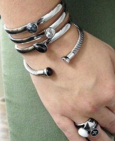 Melano Twisted armbanden en ringen