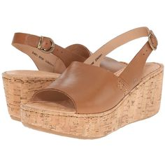 Born Lynda Women's Wedge Shoes (€88) ❤ liked on Polyvore featuring shoes, sandals, wedge heel platform shoes, wedge sandals, platform shoes, born sandals and platform wedge sandals