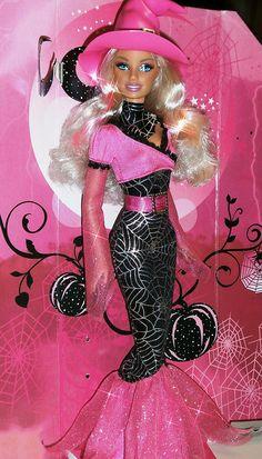 Barbie Pink Halloween