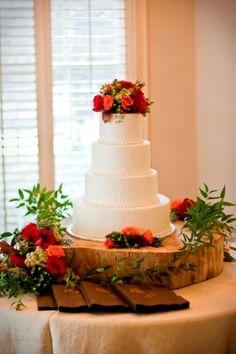 Harvest wedding cake#Cedarwoodweddings