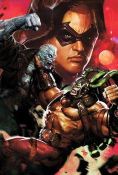 Grundy vs Bane