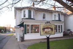 5. The Tavern on the Square – 108 N Market Street, New Wilmington, PA 16142