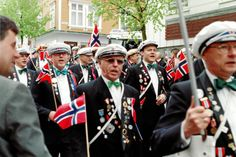 17. mai i Stavanger - Folketoget
